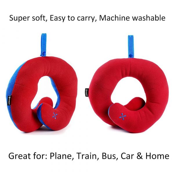 twist travel pillow