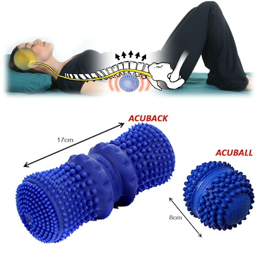 Acupressure Massage - New Tools For Total Pain Relief