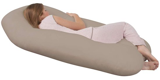 contour body pillow