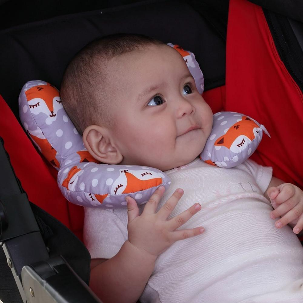 Infant Travel Pillow Baby Head Suppport Pillow For Car