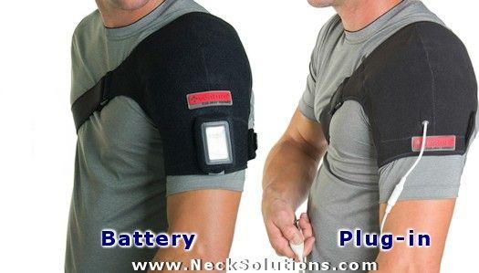 infrared shoulder wrap