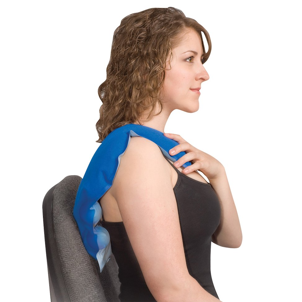 Pressur Point Therapy Combines With Cold Therapy For