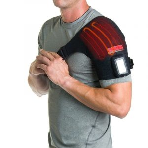 infrared shoulder wrap