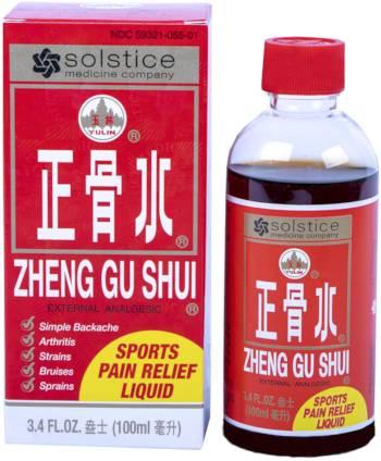 herbal liniment