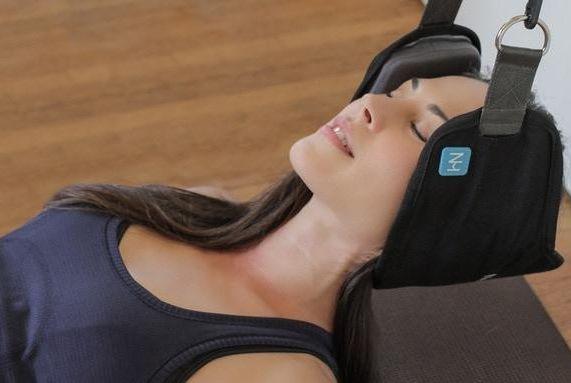traction neck hammock