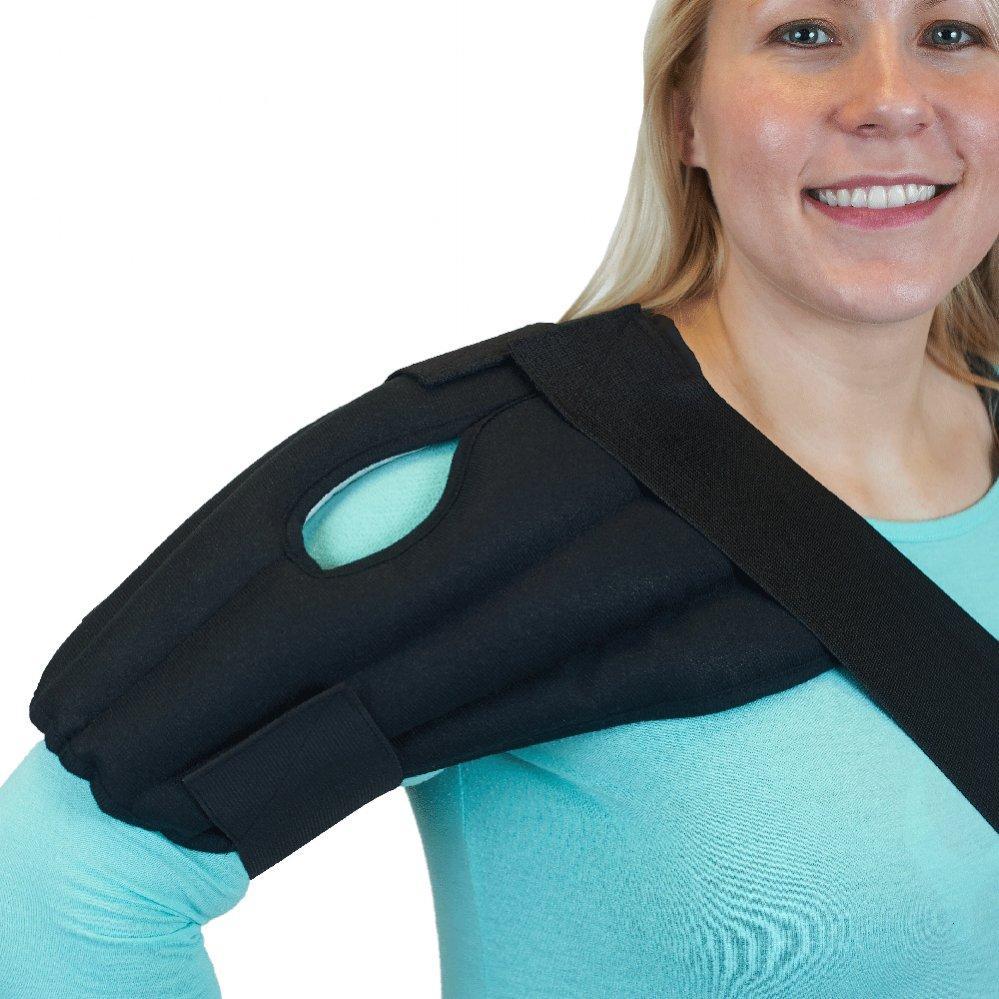 Shoulder Heating Pad Microwavable Shoulder Wrap
