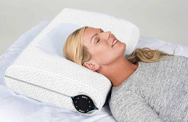 adjustable comfort pillow