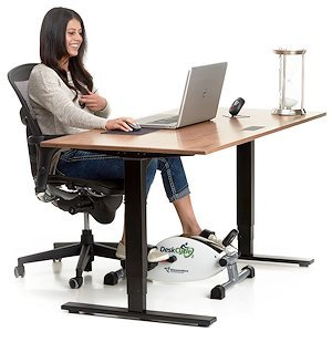 desk pedals