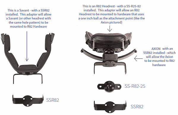 snug seat adapters