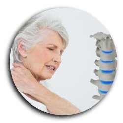 features of neck pain
