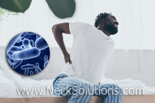 back pain antibiotics pain